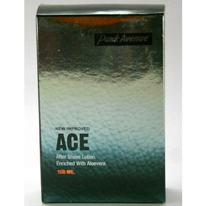 park avenue ace aftershave lotion