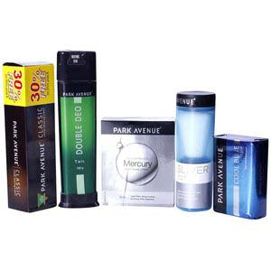 park avenue essentials grooming kit for men
