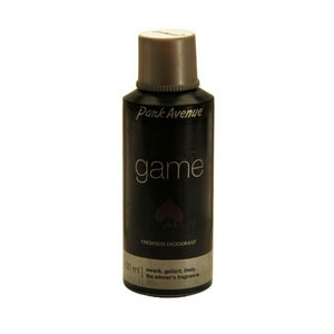 park avenue game deo 150ml body spray