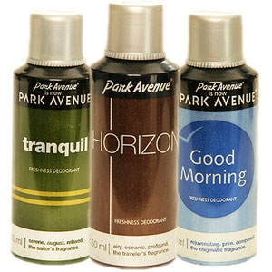 park avenue goodmorning horizon tranquil deo
