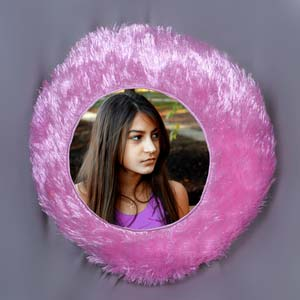 photo-fur-pillow-round-pink