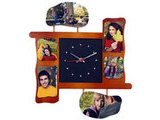 6 Photo Wall Clock