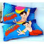 pillow cover set of 2 chotta bheem birthday blue
