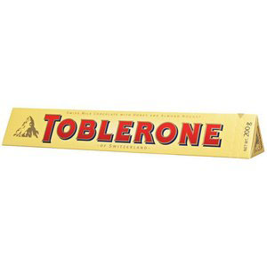 premium swiss chocolate toblerone 200g