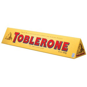 premium swiss chocolate toblerone 400g