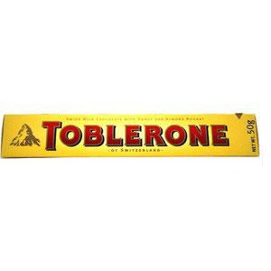 premium swiss chocolate toblerone 50g