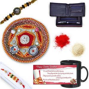 rakhi sg beads rakhi in premium box 27073