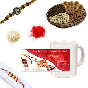 rakhi sg beads rakhi in premium box 27087