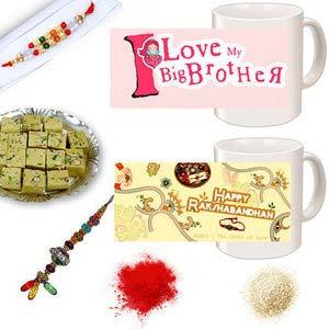 rakhi sg beads rakhi in premium box with lumba for your favorite bhabhi 27150