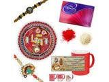 Chandan Special Rakhi Gift Hamper