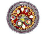 Decorative Ganesha Thali