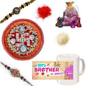 rakhi sg designer beads rakhi 27133