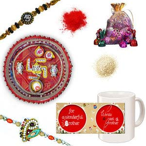 rakhi sg designer beads rakhi 27134