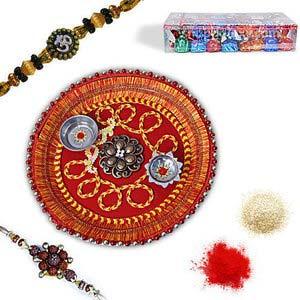 rakhi sg divine rudraksh rakhi 27003