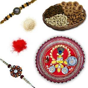 rakhi sg divine rudraksh rakhi 27011