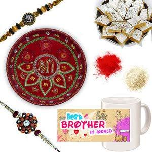 rakhi sg divine rudraksh rakhi 27050