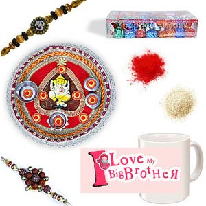 rakhi sg divine rudraksh rakhi 27064