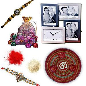 rakhi sg exclusive chandan rakhi 27164