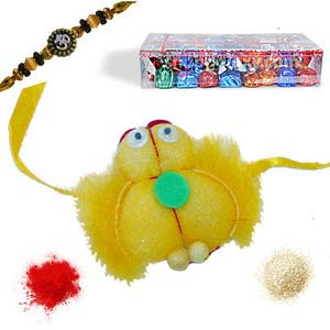 rakhi sg exclusive kids toy rakhi 27145