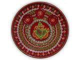 Ganesha Hand Painted Puja Thali