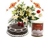 Rakhi-Best Hamper for Rakshabandhan