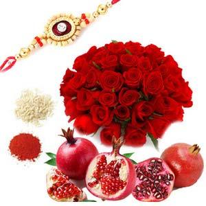 rakshabandhan rakhi fresh and fruity rxp41