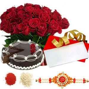 rakshabandhan rakhi love hamper rxp29