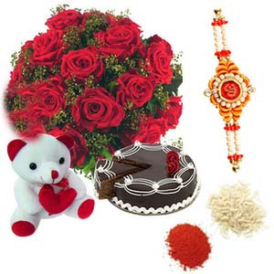 rakshabandhan rakhi with love rxp30