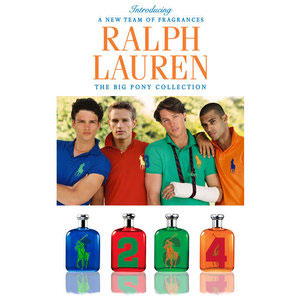 ralph lauren big pony 4 125ml premium perfume