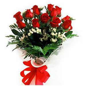 red roses bouquet emotions