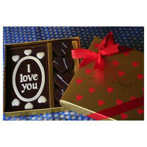 romantic i love you premium chocolates