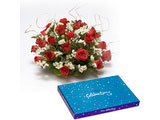 Roses N conveys, Roses & Chocolates