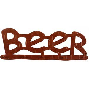 safal brown beer mug holder 1120