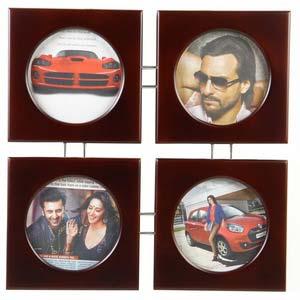 safal brown photo frame 505