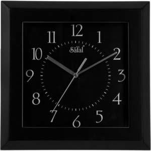 safal multicolor square wall clock 1063