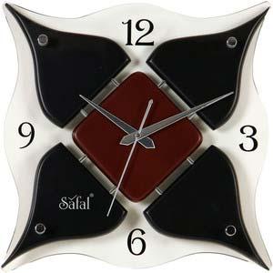 safal multicolor wall clock 1053