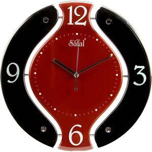 safal multicolor wall clock 1080
