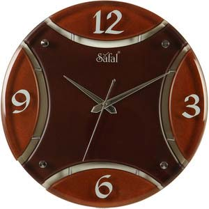 safal multicolor wall clock 1086
