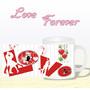 L O V E Forever Mug - image