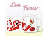 L O V E Forever Mug