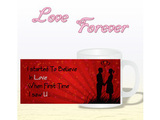 Believe in Love Mug