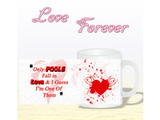 Fall In Love Mug