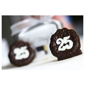 silver anniversary premium chocolates