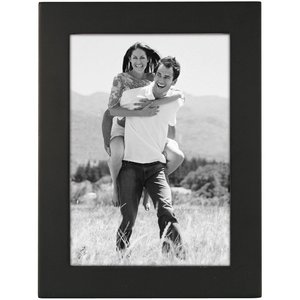 single picture frame 5x7 black collage frame