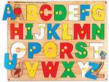 Skillofun Alphabet Picture Tray (With Knobs)