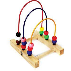 skillofun bead shuttle three loops