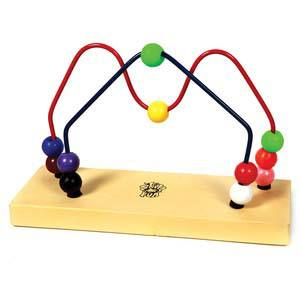 skillofun bead shuttle triangles