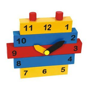 skillofun construction clock