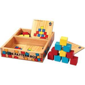 skillofun cubes pattern box