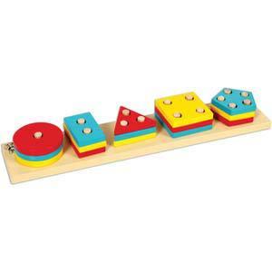 skillofun geo sorting board